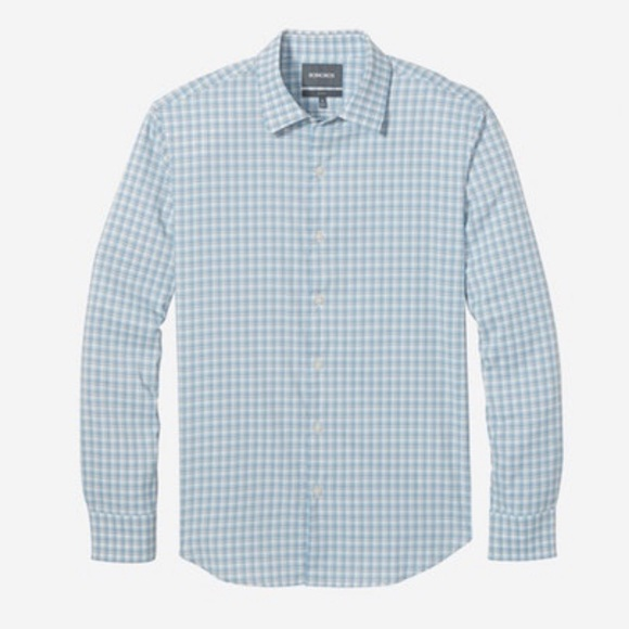 0558183552 NWT Bonobos Tech Button-Down Shirt